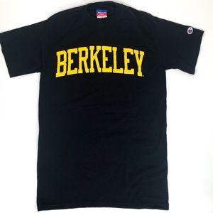 BERKELEY Champion Short Sleeve T-Shirt